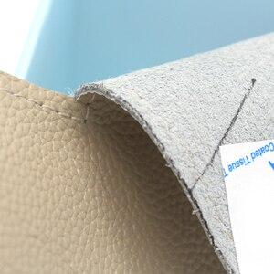Image 5 - Couro de vaca do carro interior motorista lado maçaneta da porta braço painel proteção capa para bmw série 5 f10 f18 2011 2012 2013   2017