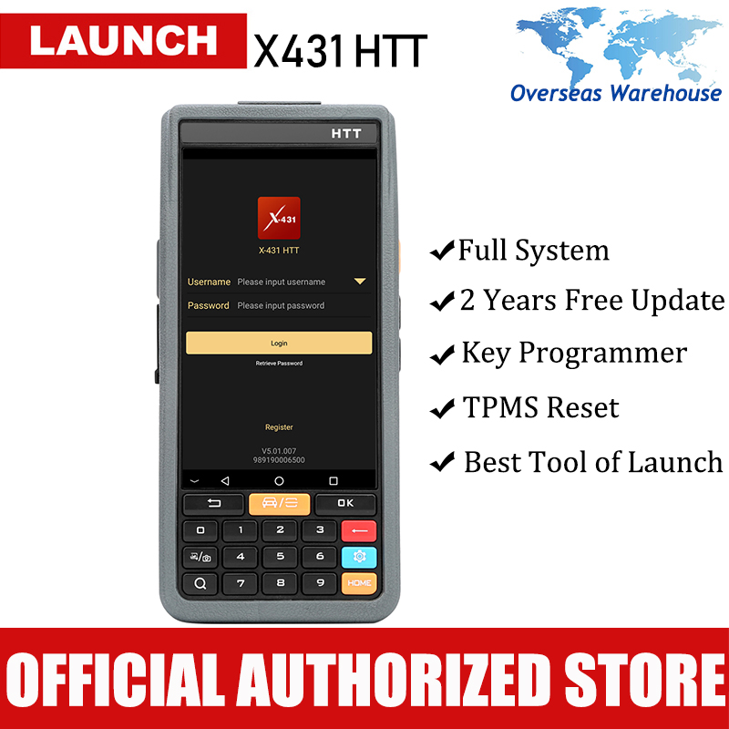 Responsible Launch X-431 V Interior Accessories All System Car Diagnostic Scan Tool Automotive Scanner Tablet Wifi Bluetooth Two Years Free Update Online To Adopt Advanced Technology