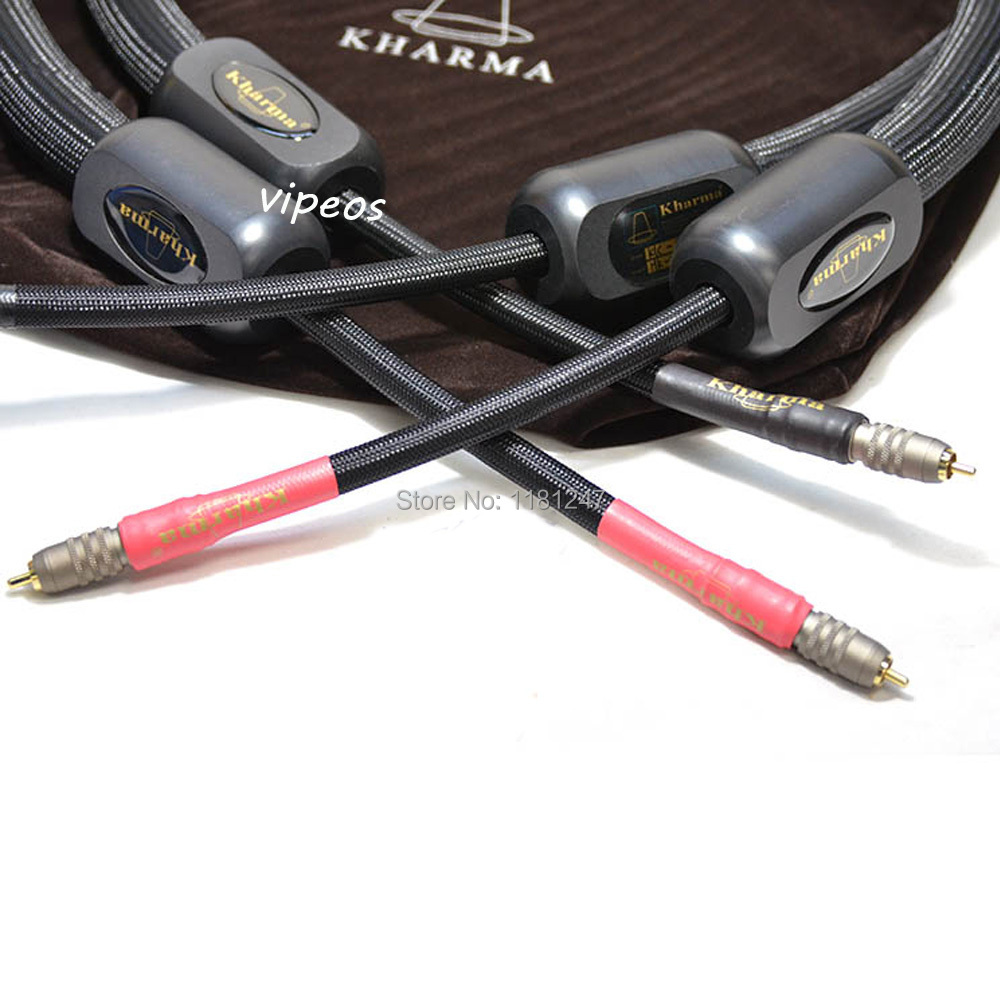 Accessories & Parts Kharma Supreme Reference Kharma Kic-sr-1b Interconnect Cable Rca Terminal
