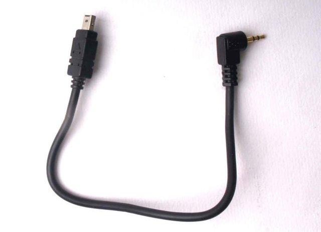 ALLACAX Cable N3  for Nikon D90, D3100, D3200, D5000,