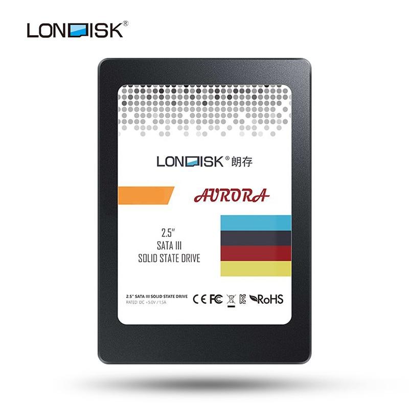Londisk SSD 120GB 240GB Internal Solid State Disk HD Hard Drive SATA 3 2.5 for Laptop Desktop PC SSD Disk 480GB 960GB