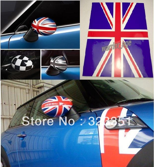 Aliexpresscom  Buy One Pair Union Jack UK Flag Vinyl Stickers - Vinyl stickers uk