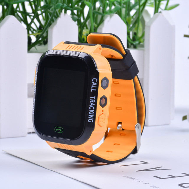 Facebook Smart Watch For Kids Safe LBS SOS Camera SIM Call Baby Wristwatch Waterproof Gift For Children GPS PK DZ09 A1 Men Women 3