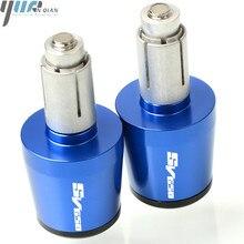 Для Suzuki SV650 SV1000 GSR750/GSX S750 V Strom 650 1000 B king TL1000 DL650 SV650/1000 CNC ручки для руля