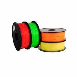 3d принтер нить 1,75 мм ABS 1 кг impresso 3D печать нить ABS 3d ручка пластиковые материалы RepRap abdos сублимационные заготовки