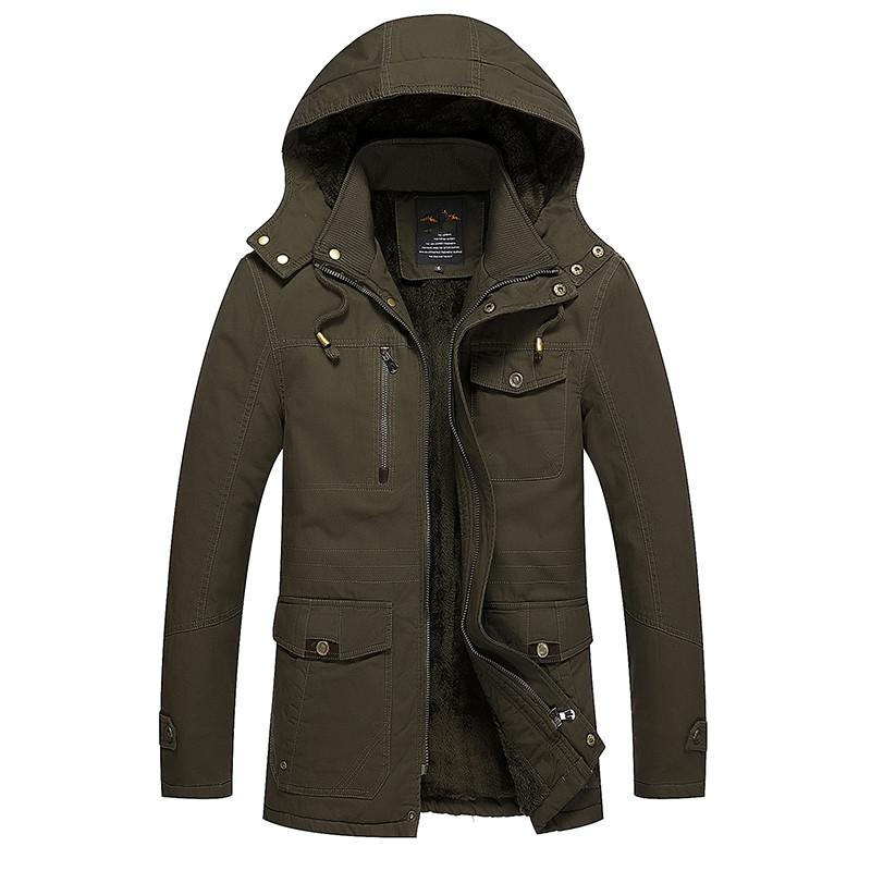 2016 New style winter Men's leisure fashion   trench   coat Men's jackets Outerwear Casual Coat Men's Jacket Windbreaker