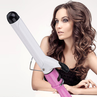 TOHUAN Ceramic Hair Curler Electric Professional Hair Curling Iron Fashion Styling Tools Hairdressing Salons 22 25