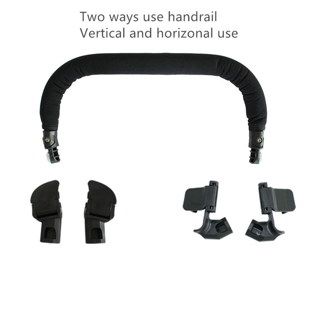 Бампер аксессуар детские коляски бампер перила adapater теплый покрытие для ног расширение пояса пояса ноги бампер пояса