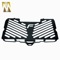 For F650GS F700GS F800GS F800S F800 GS Motorcycle Radiator Guard Grille Cover Stainless Steel Cooler Protector Accessories