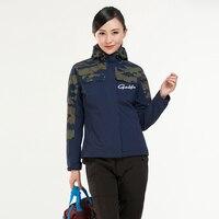 Gamakatsu Женская рыболовная куртка непромокаемая ветровка рыболовная одежда пальто комплект из двух предметов зимняя теплая рыболовная одежд
