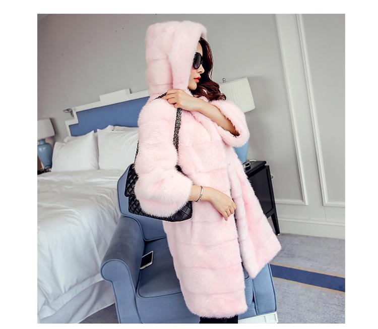 HTB1ZBdMX4HBK1JjSZFqq6A0LXXa1 - Winter Hooded Faux Fur coat JKP0069