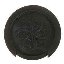 5X Acoustic Guitar Sound Hole Cover Block Plug Screeching Halt for 40″/41″ EQ Black