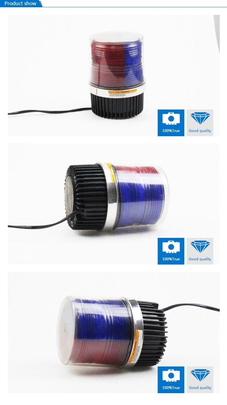 IP54 2 W магнитный семя-измерительный светодиодный стробоскоп Предупреждение ющий свет/общего назначения Световые индикаторы(LTD-5100