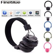Fineblue FHD9000 Беспроводные наушники bluetooth наушники игровые проводной headsetheadphone для компьютера стерео Hi-Fi гарнитура