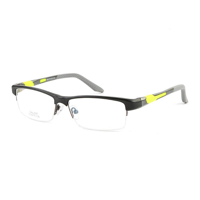01a30b31b7 Cubojue Mens Glasses Aluminum Customize Minus diopter Optical Prescription  Lens 1.56 1.61 1.67 Index Photochromic Anti Blue Ray-in Prescription Glasses  from ...