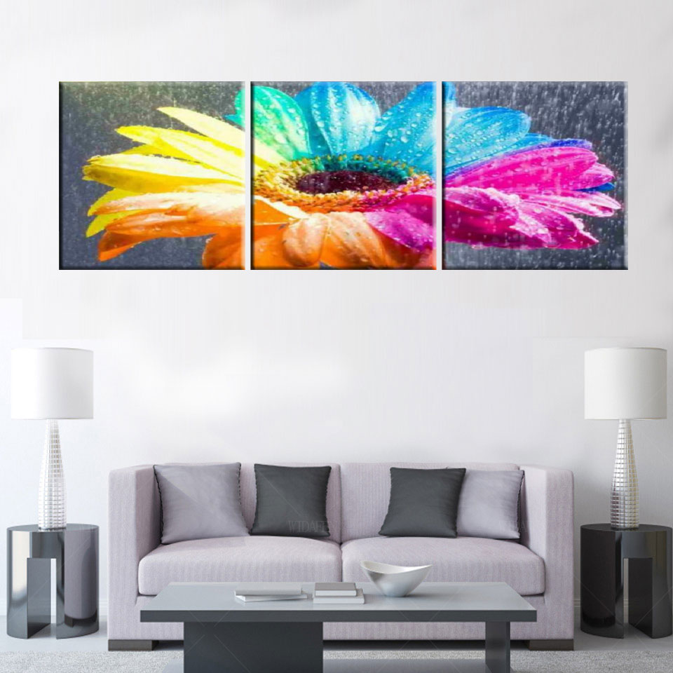 HD print poster modular picture 5 piece canvas art wall pictures ...