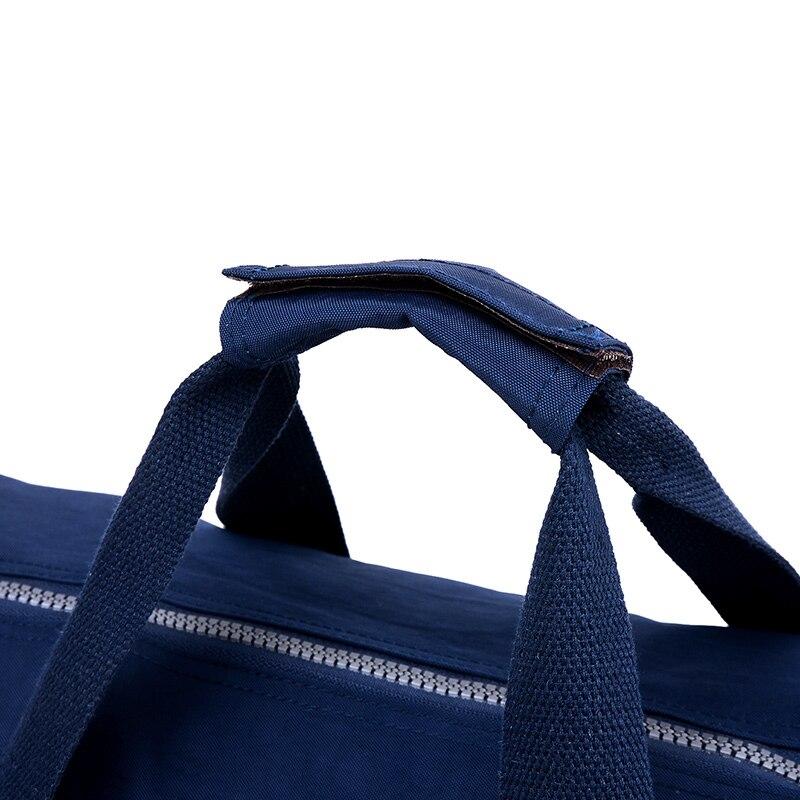 2019 New Fashion Travel Bag Stor Kapacitet Vattentät Nylon Dam Tote - Väskor för bagage och resor - Foto 4