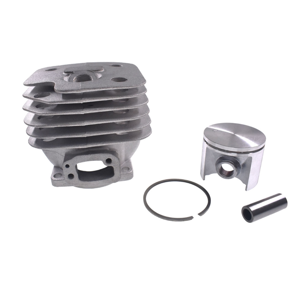 NEW 50MM CYLINDER & PISTON KIT FIT HUSQVARNA CHAINSAW 268 268XP 268K # 503611071 38mm engine housing cylinder piston crankcase kit fit husqvarna 137 142 chaisnaw