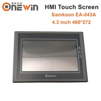 samkoon EA 043A HMI touch screen new 4.3 inch 480*272 Human Machine Interface