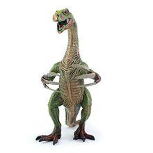 купить One Jurassic Park Large Size Therizinosaurus Dinosaur Figure Model Education Toy for Kids Gift Action Play Figure Toy дешево