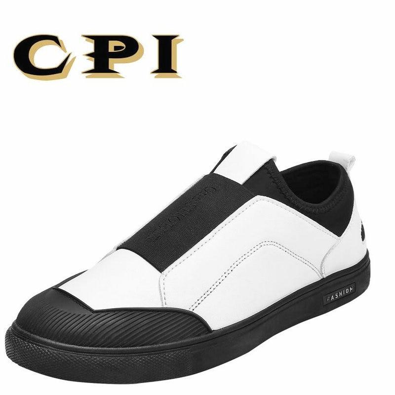 CPI 2017 Novo modno dizajn Muške muške cipele Udobno Ležaljke na - Muške cipele - Foto 1