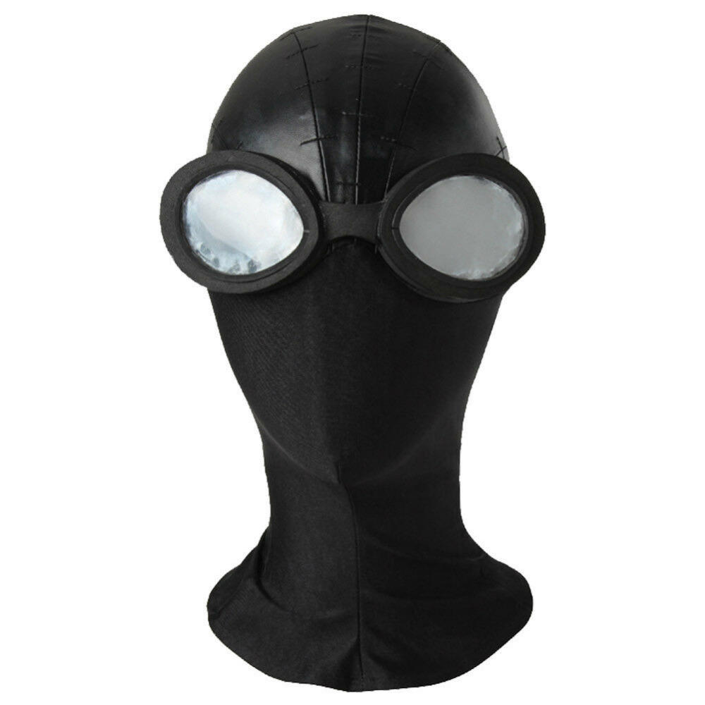 Spider-man black Mask Cosplay Accessories Halloween Spider-Man Noir Mask Cosplay Spider Man hat black Helmet