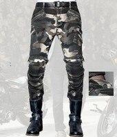 Бесплатная доставка 2018 uglybros джинсы мотоцикл Штаны камуфляж Открытый Тактические Штаны защиты мотоциклистов джинсы