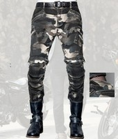 Free Shipping 2018 uglybros jeans motorcycle pants camouflage outdoor tactical pants protection motorcycle riders jeans
