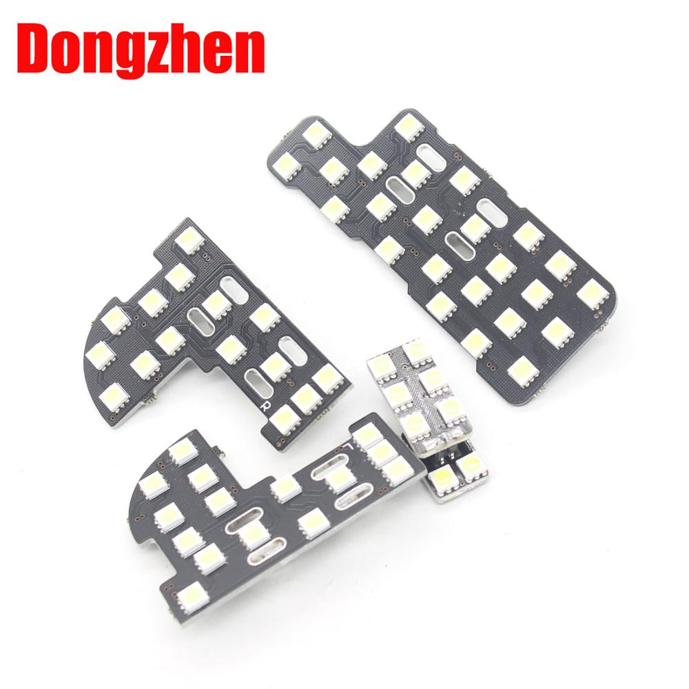 Dongzhen car led bulb interior Lights Reading lights Fit For HONDA 2006-2011 Civic City 2009-2011 1set