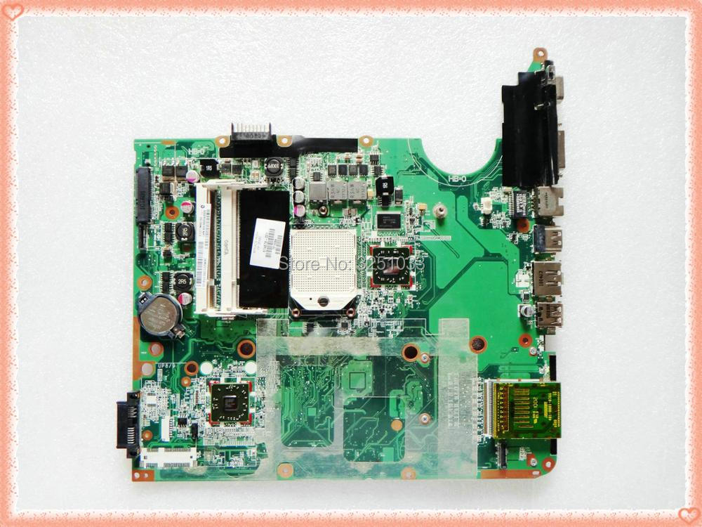 574679-001 for HP DV7-3000 Notebook for HP DV7 laptop motherboard for AMD integrated DDR2 100% tested 486541 001 for hp laptop mainboard la 4091p 486541 001 dv7 dv7 1000 laptop motherboard 100