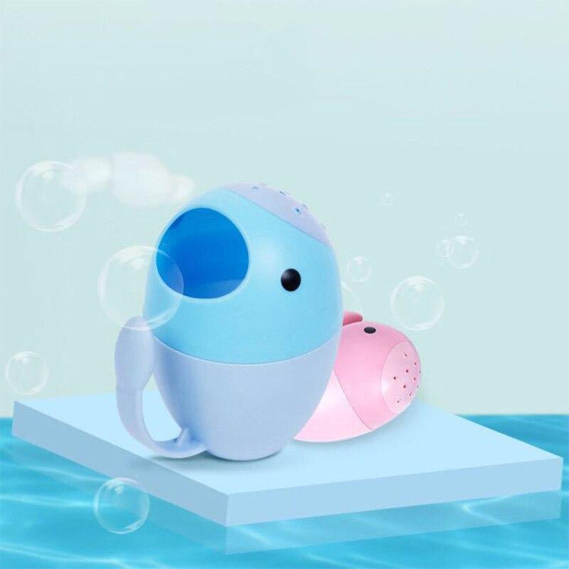 Baby Shower Bath Spoon Children Cartoon