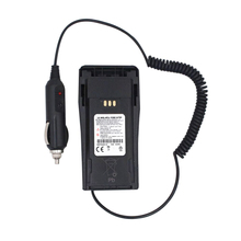NNTN4851 Battery Eliminator Car Vehicle Charger for Motorola Radio DP1400 CP200 EP450 CP040 CP140 CP160 CP180 PR400 CP150 GP3688