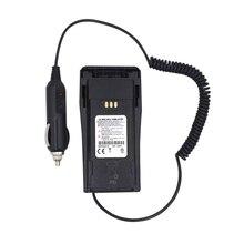NNTN4851 סוללה Eliminator רכב רכב מטען למוטורולה רדיו DP1400 CP200 EP450 CP040 CP140 CP160 CP180 PR400 CP150 GP3688