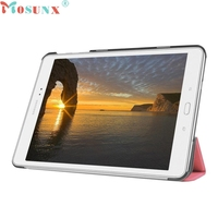 Top Quality Hot Selling Leather Folio Case Cover For Samsung Galaxy Tab S2 9 7 Inch