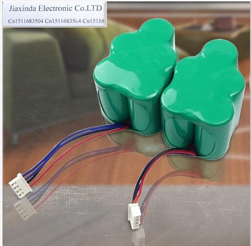 Chaud nouveau 3500 mah 6 V balayer les batteries rechargeables de batterie de machine de plancher