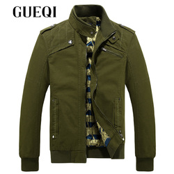 Charm men casual cotton jackets plus size m 3xl washing effects outerwear 2017 autumn spring army.jpg 250x250