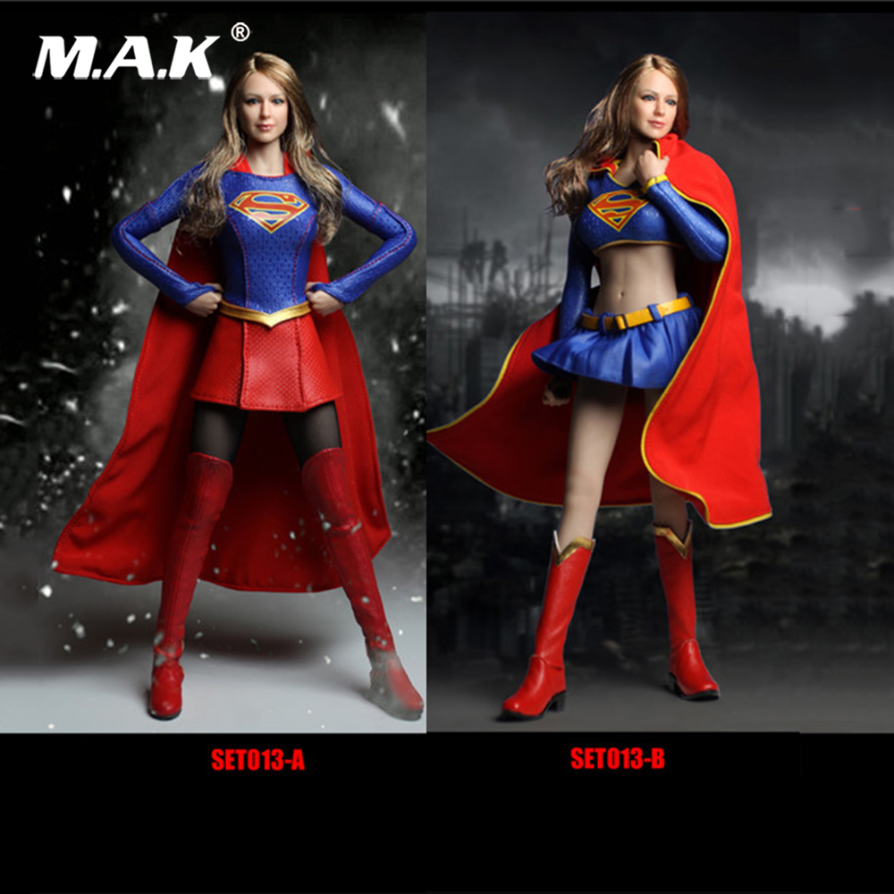 "1//6 SUPER DUCK Female COSPLAY SET044-A Clothing Set W// Head F 12/"" PH Figure Doll"