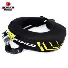 Motorcross Neck protection Scoyco Reduce fatigue in the neck of the ride Protect the neck during impact Protective Gear N02