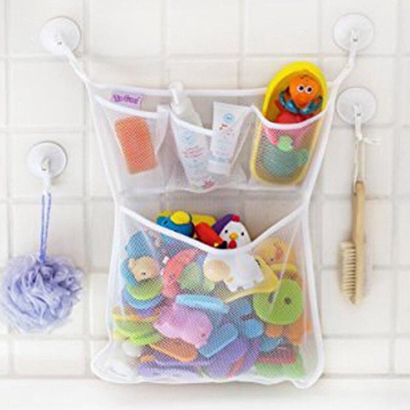 2017 Cute Baby Kids Bathroom Bathtub Toy Mesh Net Storage TOY Organizer  Holder Stuff Tidy JUN9_45 In Towels From Mother U0026 Kids On Aliexpress.com |  Alibaba ...