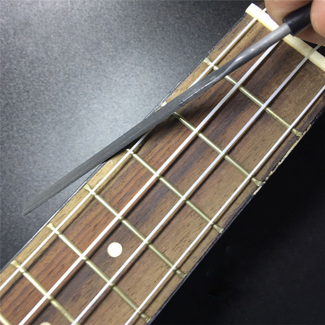 Professional Guitar Frets File