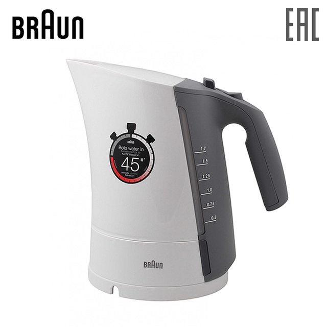 Чайник Braun WK300