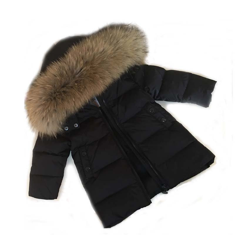 Baby Boys Jacket 2018 fashion Winter Jacket For girls Children clothing Jacket Kids Hooded Warm Outerwear Coat For Boy Clothes wool coat for boys woolen outerwear boys winter jacket children clothing warm boy blazer thicken kids clothes b051