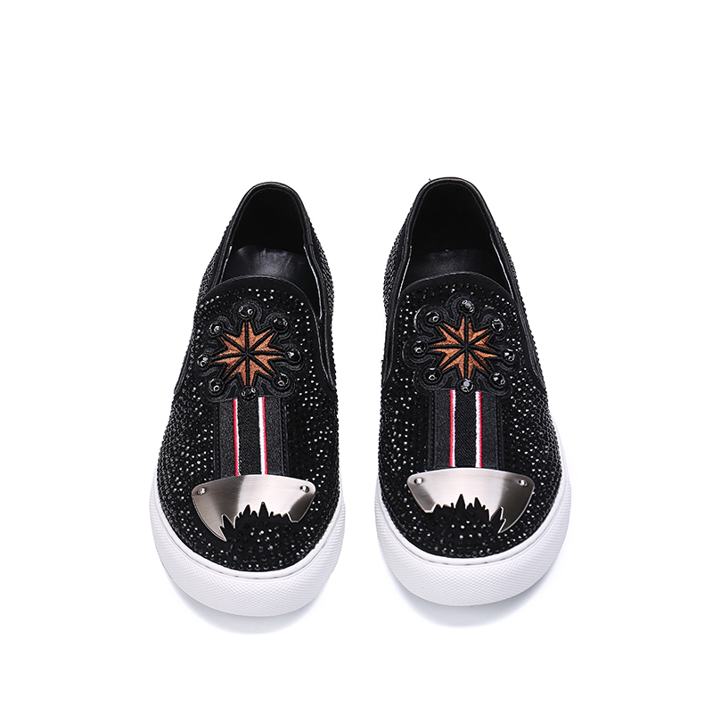 Plus Size flat mens casual shoes