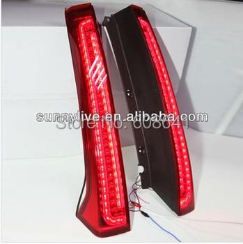 For KIA Sportage LED Column Lamp Tail Lamp Rearlight 2012 2014 Year