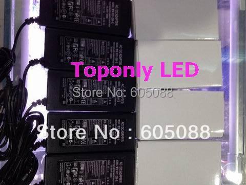 ac100-240v na dc12v vedl transformátor 48w 12v 4a vedl napájecí adaptér vedl adaptér pro led pásky / modul / bar osvětlení 50ks / lot hotsell