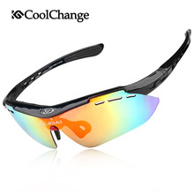 Half-rimless Polarized Cycling Eyewear Glasses Bicycle Sunglasses Surfing Hiking