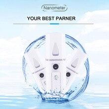 Ansigtssprayerpleje Spa Nano Spray Mist Facial Steamer Skønhed Hydrerende Vand Bærbar Til Hud Ultralyd Ansigt Skønhedspleje