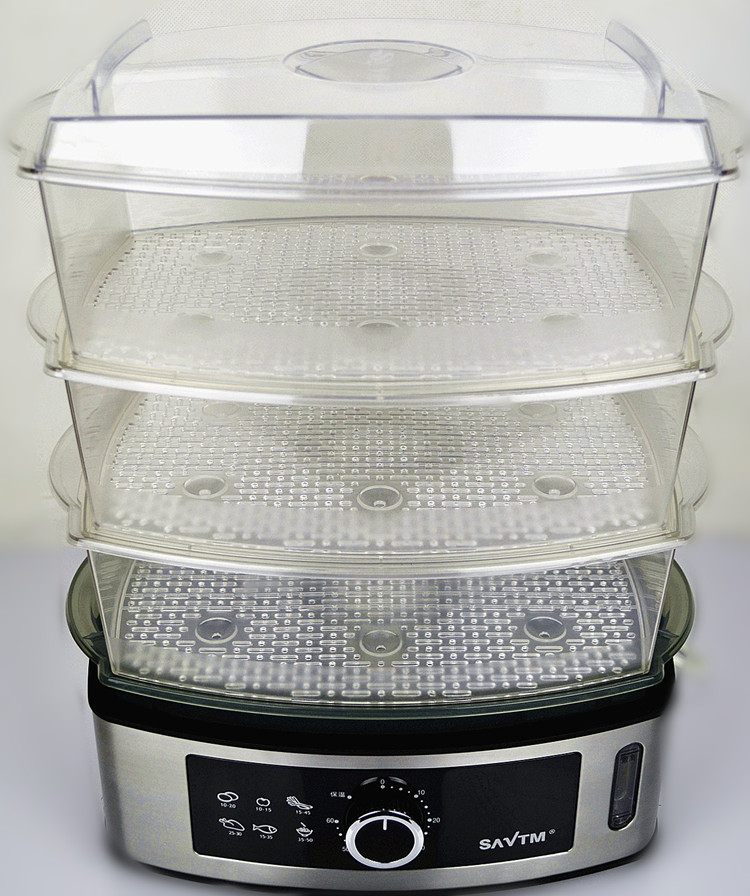 savtm fs220 11m00 electric 3 tier 14 1l large capacity stainless