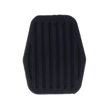 Auto Brake Clutch Pedal Rubber Pads Cover Foot Rest for Ford Focus MK2 CMAX C-MAX Kuga wear resistant for car accessories image