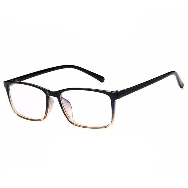6f7fa147e3 Eyeglasses Glasses Frames for Men Women Computer Myopia Optical Frame  Vintage Eyewear